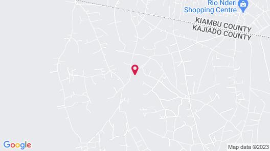 Wasafi Garden & Spa Kibiko Map