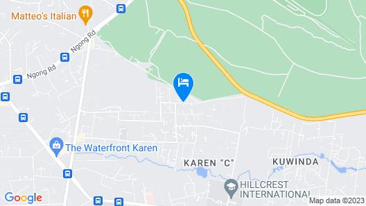 215 Karen Garden Map