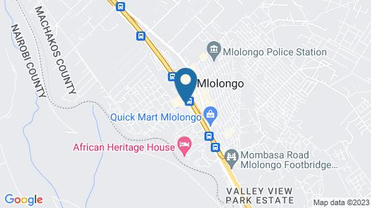 Kings Premier Inn Map