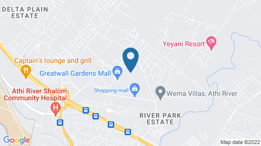 Ken S Haven Athi River Map