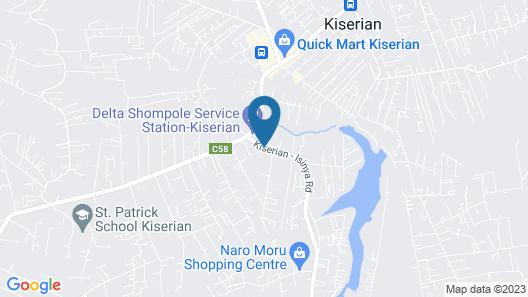Kibz Hills Lounge Map