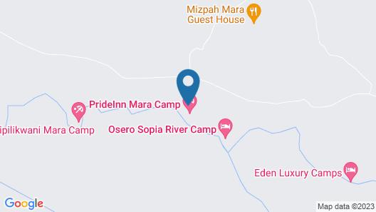 Azure Mara Haven Map