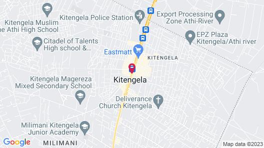 Hotel Nomad Map