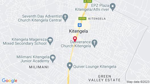 Alma Hotel Map