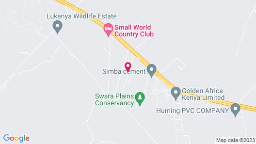Swara Acacia Lodge Map