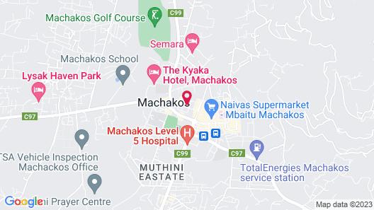 Lau Guest House Map