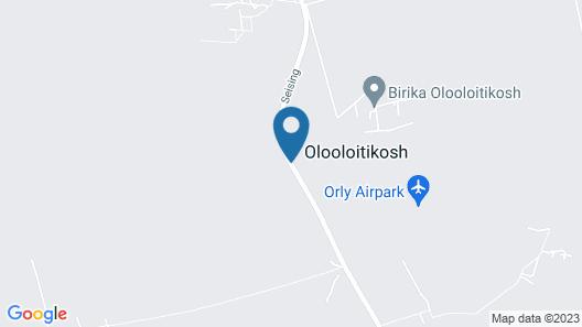 Nalepomara Private House Map