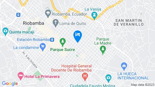 Mansion Santa Isabella Map