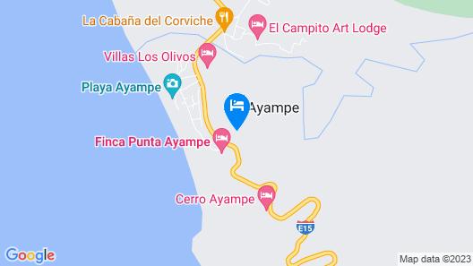 Wild Child Village Map