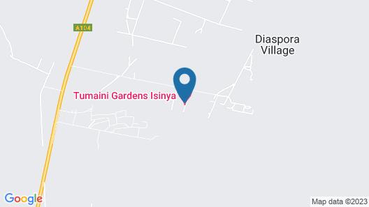 Tumaini Gardens Isinya Map