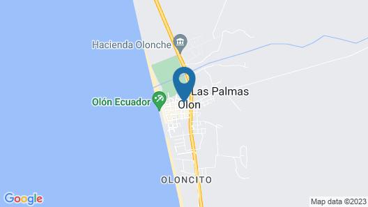 Rincón d'Olón - Boutique Hotel Map