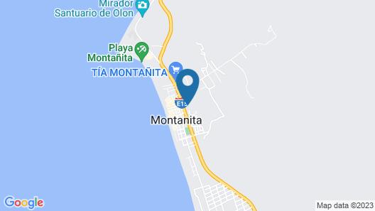ME Hotel in Montañita Estates Map