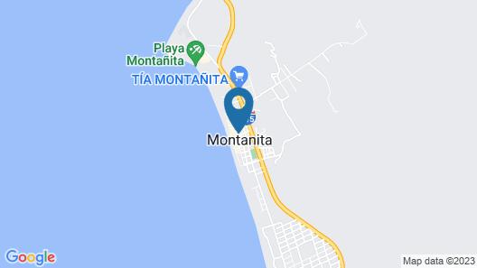 Hotel Kundalini Map