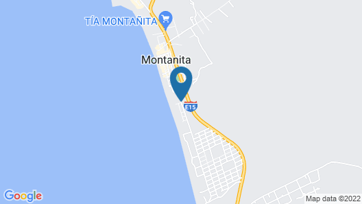 La Gondola Hosteria Map