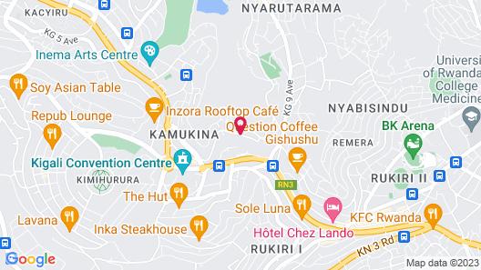 Rohi Apartments Map