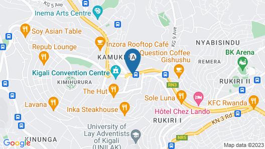 Lemigo Hotel Map