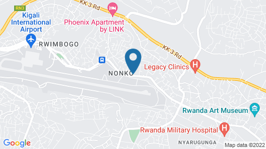 Isimbi Murugo Map