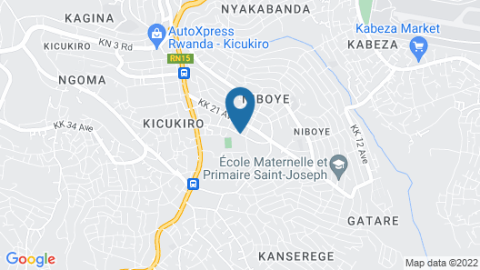 Havila Apartment Map
