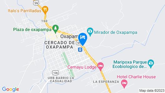 Carolina Egg Gasthaus Map