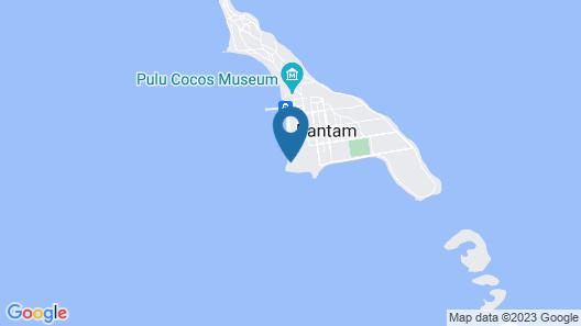 Oceania House Map