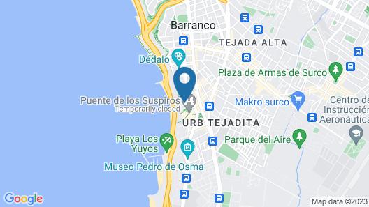 Second Home Peru Map