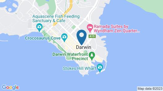The Cavenagh Map