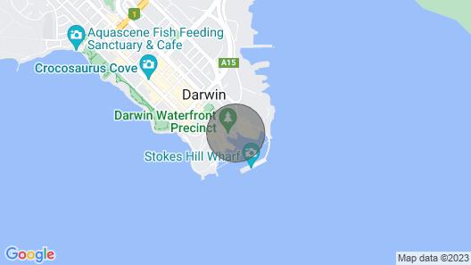 336 HORIZON DARWIN WATERFRONT Map