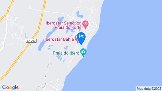 Iberostar Bahia Hotel All Inclusive Map