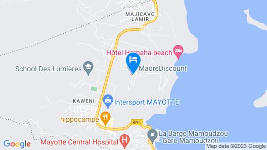 LHACIENDA976 Map