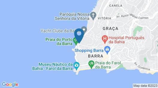 Rede Andrade Barra Map