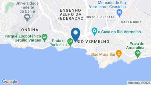 Zank by Toque Hotel Map
