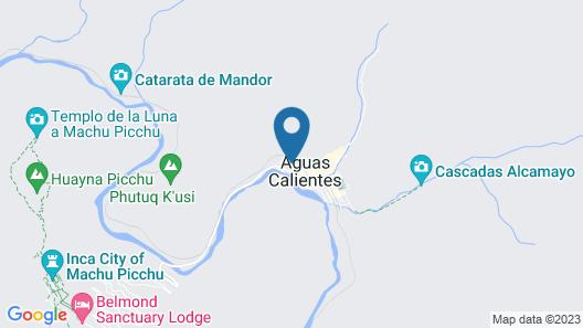 Tierra Viva Cusco Machu Picchu Hotel Map