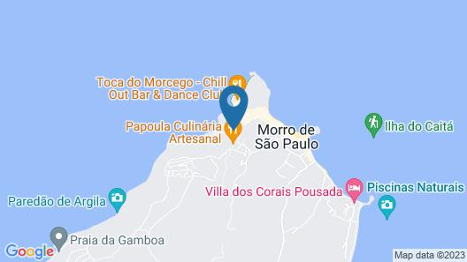 Pousada Papagaio Map