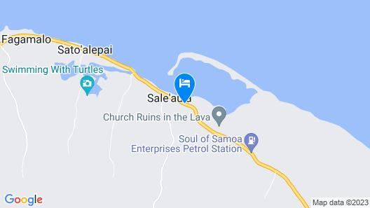 Bayview Resort Map