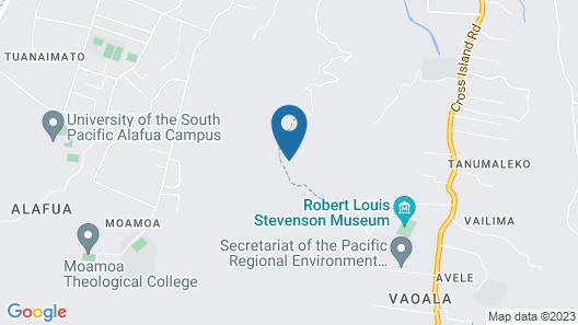 Apaula Heights Lounge Map