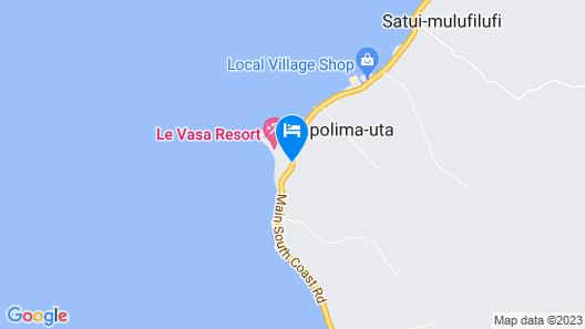 Le Vasa Resort Map