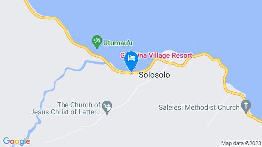 Galusina Hotel - Hostel Map