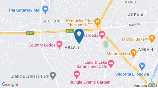Madidi Lodge Map