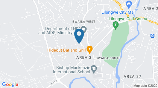 Davie's BnB Map