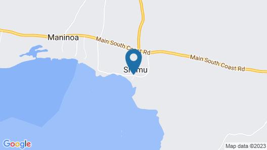 Sinalei Reef Resort & Spa Map