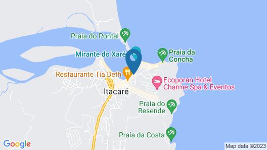 Mais Que Nada - Hostel & Patio-Bar Map