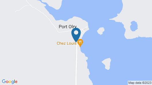 Vaton Beach Bungalow Map