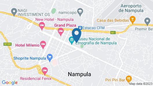 Residential Primavera Map