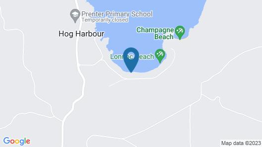 Lonnoc Eco Beach Bungalows Map