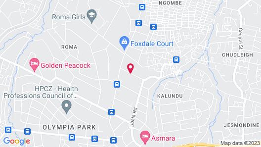 Casa Mia Apartments Map