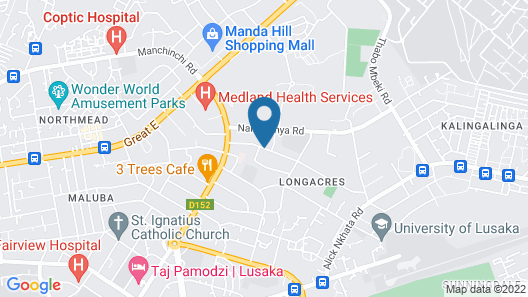 Le Elementos Boutique Hotel Map