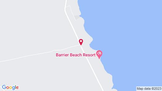 Barrier Beach Resort Map