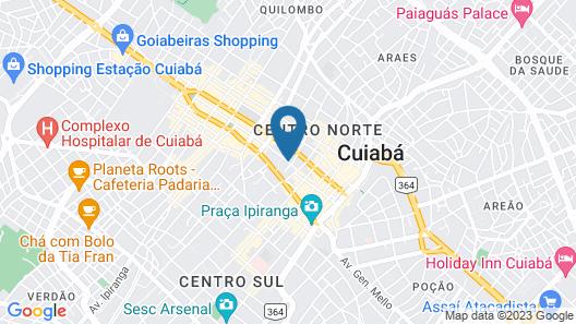 Hostel Safari Map