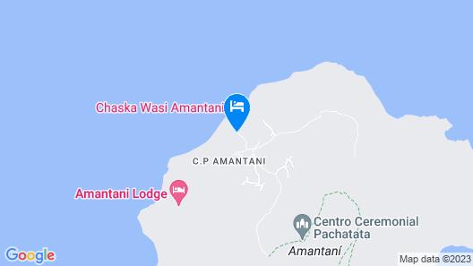Jamuy Amantani Lodge de ALL TRIP Map