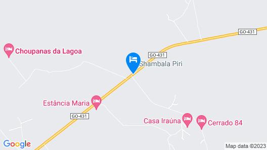 Shambala Piri Map